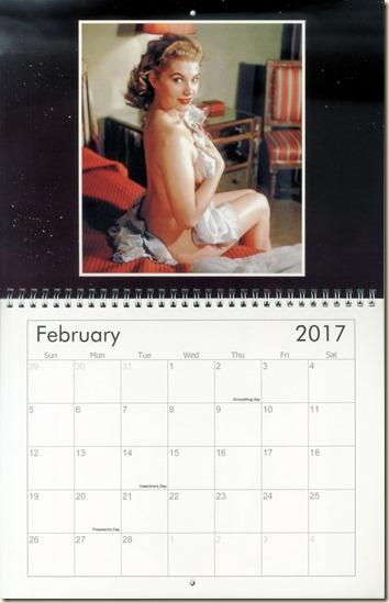 02 Feb - Eva Lynd calendar cover