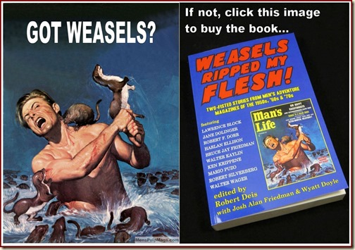 Got Weasels - click this link