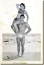 Jack LaLanne & Shirley Kilpatrick