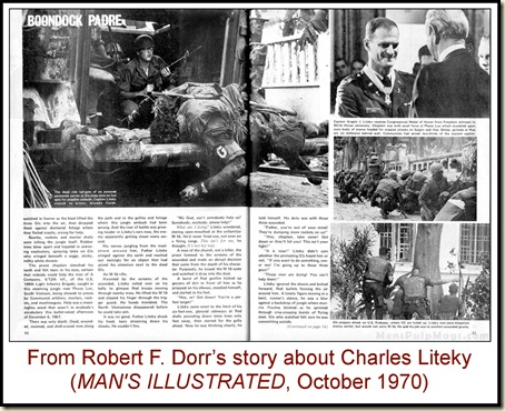 MAN'S ILLUSTRATED - 1970 10 Oct - inside Boondock Padre 2pg
