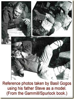 MAN'S MAGAZINE, Nov 1960. Basil Gogos reference photos WM