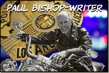 Paul Bishop - writer