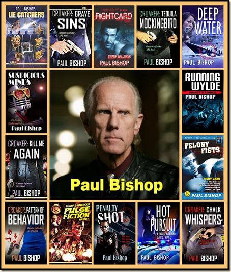 Paul Bishop & his books REV2