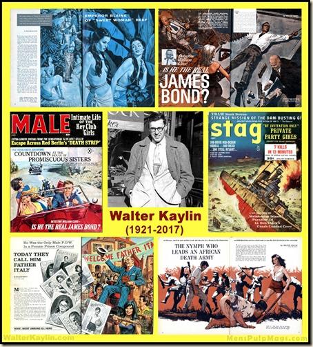 R.I.P. Walter Kaylin 1921-2017