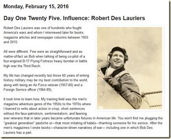 Robert Des Lauriers
