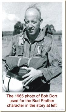 Robert F. Dorr Parachuting in Madagascar 1965