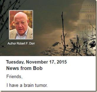 Robert F. Dorr - news from Bob Nov 2015