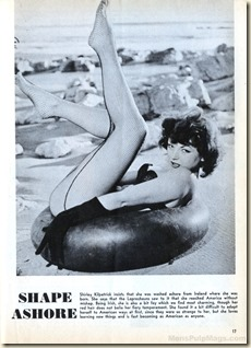 WILDCAT ADVENTURES, June 1959 - Shirley Kilpatrick 1