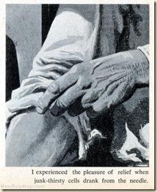WILDCAT ADVENTURES, June 1959. William Burroughs Junkie (as William-Willam Lee) 3 WM