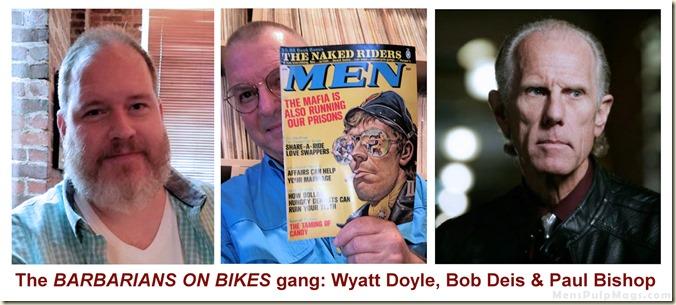 Wyatt Doyle, Robert Deis, Paul Bishop WM