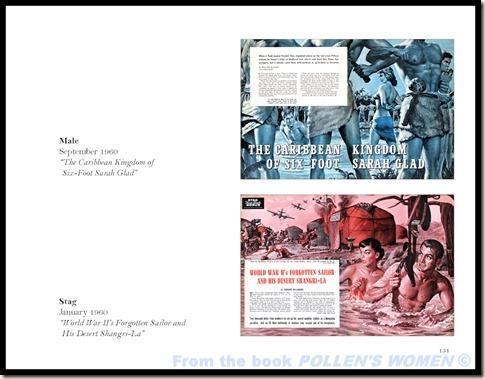 POLLENS WOMEN p131 - Samson Pollen art