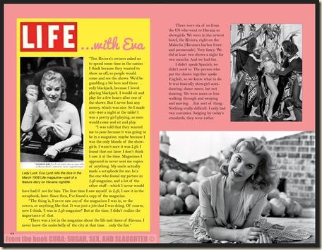 CUBA in Men's Adventure Magazines p44 & 45 WM