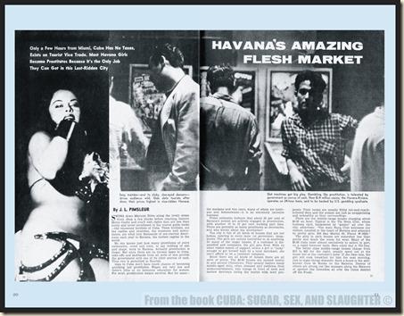 CUBA in Men's Adventure Magazines p20 & 21 WM