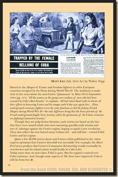 CUBA in Men's Adventure Magazines p18 WM