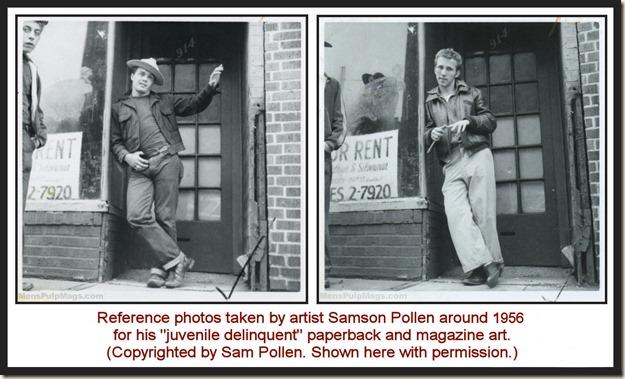 Samson Pollen juvie reference photos bd2