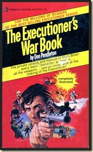 Executioner's War Book bd