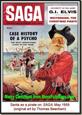 SAGA, May 1959 - spoof cover MPM
