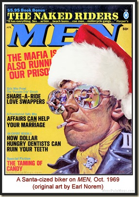 MEN, October 1969, spoof cover MPM