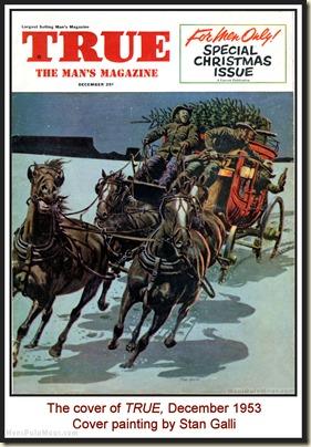TRUE - 1953 12 dec - cover by Stan Galli MPM