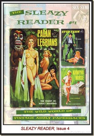 SLEAZY READER, Issue 4 wm
