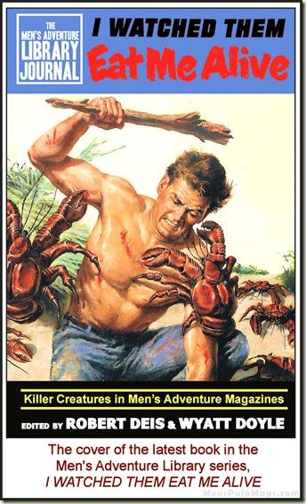 Killer Creatures book cover WM