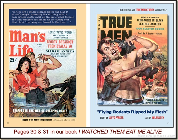 I WATCHED THEM EAT ME ALIVE, p. 30 & 31 WM