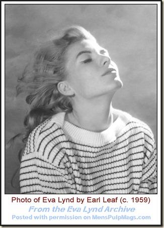 Eva Lynd photo by Earl Leaf c1959 WM3
