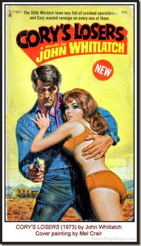 Mel Crair - CORY'S LOSERS, John Whitlatch (1973) MPM