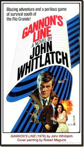Robert Maguire - GANNON'S LINE, John Whitlatch (1976) MPM