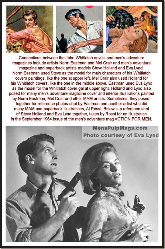 Steve Holland & Eva Lynd art and photo