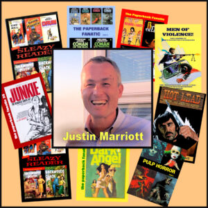 This image has an empty alt attribute; its file name is Justin-Marriott-his-fanzines-REV2-300x300.jpg